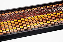 HEATSTRIP® Radiant Heaters for Outdoor Areas from Thermofilm