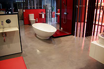 X-Bond Durable Surfacing System for Commercial from Danlaid