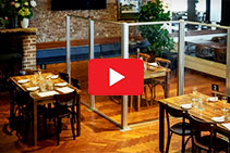 Zoning Partitions for Dining In Post COVID-19 by PPA