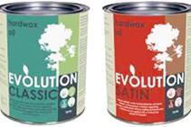 Sustainable Hardwax Oil - Evolution Range from Whittle Waxes