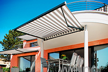 Weinor Open Style Awnings from Undercover Blinds