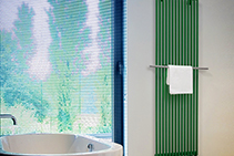 Bathroom Radiators with Charm from dPP Hydronic Heating