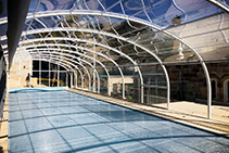 Clear Polycarbonate Sheet Roofing from Allplastics