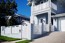 Hamptons Style Awnings, Fences & Balustrades from Superior Screens