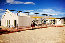 Structurally Insulated Panel System by Poly-Tek