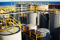 Coastal Corrosion Protection for BP from Dulux Protective Coatings