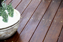 Boral Turpentine Timber Decking from Hazelwood & Hill