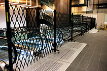 High-end Pedestrian Barriers for Transit from ATDC
