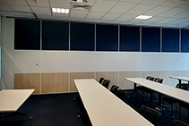 Operable Walls for Phillips Head Office Sydney from Bildspec