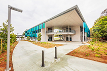 Perforated Aluminium Panels for Byron Bay School from Sapphire