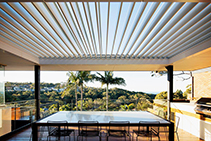 Louvres for Seamless Indoor-Outdoor Living from Vergola