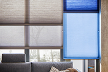 Designer Roller Blind Fabrics New from Blinds by Peter Meyer