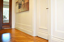 Skirting Board and Architrave Combinations with AMDC