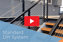 Standard DIY Wire Balustrade Systems from Miami Stainless