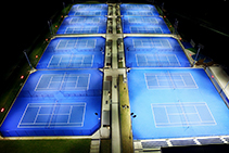 Touch-Screen Lighting Management for Sports Fields from GLG