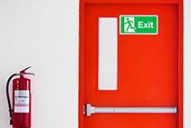 Fire Rated Door Frames & Doors from Holland Fire Doors & Windows