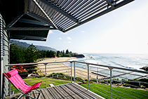 Fixed Louvres in Aluminium or Cedar from JWI Louvres