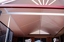 Insulated Ceiling Panels - Two New Finishes from Versiclad