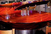 Stylish Curved Structural Surfaces by DGI