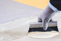 Fast Grip Adhesive for Resilient Flooring Installation from MAPEI