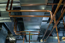 Propress Pipework System for Healthcare Facilities from Viega