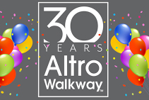Slip-Resistant Floors - 30 Years of Walkway 20 by Altro