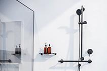 Accessible Yet Stylish Shower Kits - Raffaello by RBA