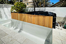 Adhesives for Mosaic Pool Tile Installations from LATICRETE