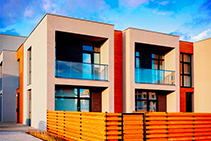 Fire Rated Boundary Walls from Network Building Supplies