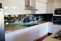 Custom Printed Kitchen Splashbacks from Innovative Splashbacks