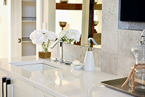 Simba White Marble Slabs & Tiles from RMS Marble