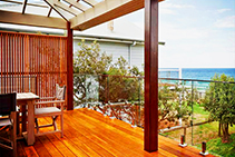 Timber Decking for Bushfire Prone Areas from Hazelwood & Hill