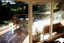 uPVC Bushfire Doors for High-Risk Homes from Wilkins Windows