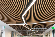 Achieve Modern Lines with Timber Slats from Atkar