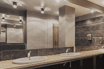 Commercial Bathroom Supplies Sydney from Davidson Washroom