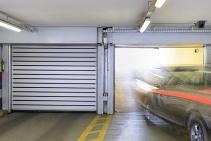 BIM for Efaflex High-Speed Warehouse Doors from DMF