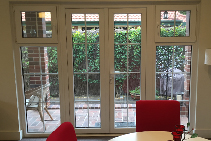 Double Glazed Hinged Doors Sydney from Ecovue