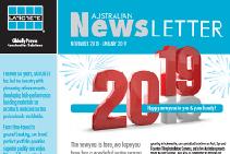 New Installation Materials Australia eNewsletter from LATICRETE