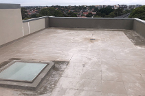 Remedial Waterproof Rooftop Spray Application from Neoferma