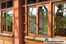 Timber Window and Door Reveals from Simmonds Lumber
