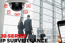 Entry-Level Security Cameras NDAA Compliant from CSM