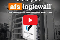 Fibre-Cement Based Permanent Formwork from AFS