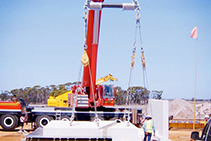 NATA Accredited Mechanical Testing of Lifting Equipment by HES