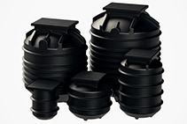Polyethylene Pump Wells for Stormwater Systems from Maxijet