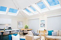 Skylights & Roof Windows Available from Hazelwood & Hill