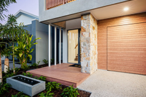 Stylish Outdoor Spaces & Front Garden Trends by DECO