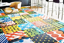 New Carpet Tile Catalogue for TOLI at Nolan Group
