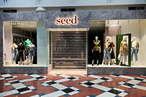 New Clearvision Widespan Roller Shutters from Trellis Door Co