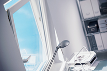 Exceptional Office Interiors with Modern uPVC Windows from Wilkins Windows