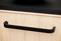 New Matt Black Handle Finishes - A Timeless Choice from Kethy
